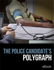 The Police Candidate's Polygraph eBook