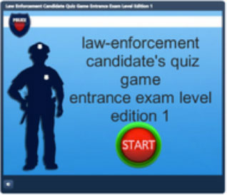 Police officer study guide